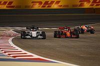 La parrilla de salida del GP de Bahrein de Fórmula 1