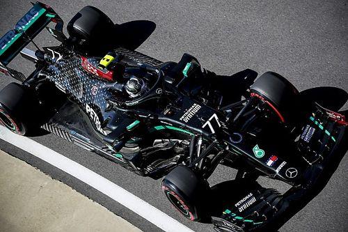 F1: Mercedes dá as cartas e Bottas lidera primeiro treino livre para o GP dos 70 Anos