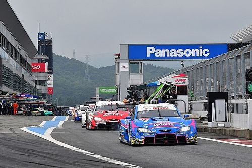 Who gains from Super GT's Fuji-centric calendar?