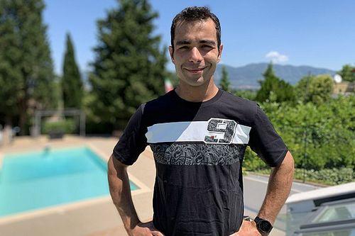 Le recrutement de Petrucci offre un nouveau statut à Tech3