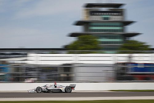 Indy GP IndyCar: Power leads Ferrucci, Ericsson in practice
