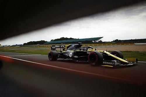Ricciardo content met veel kleiner verschil naar Verstappen
