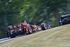 IndyCar Репортаж з практики Діксон встановлює новий неофіційний рекорд Мід-Огайо