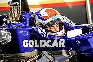 Формула V8 3.5 Новость Менчака стал пилотом Fortec в Формуле V8 3.5