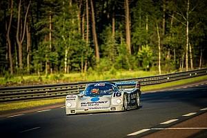 Винтаж Отчет о гонке Зак Браун за рулём Porsche 962 одержал победу в своём классе в Le Mans Classic