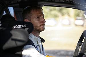 ERC runner-up Lukyanuk injured in fatal test crash