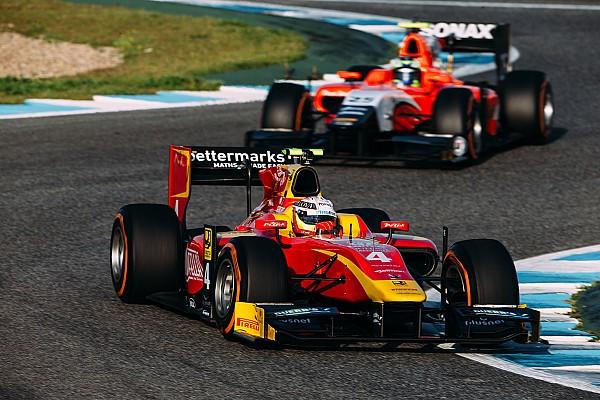 GP2 Важливі новини Херес замінив Сепанг у календарі GP2 сезону-2017