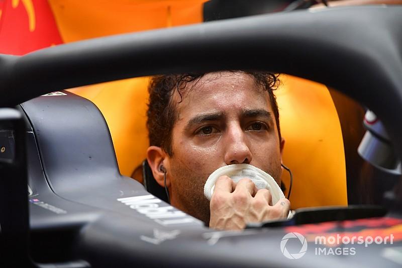 Ricciardo Szingapúri GP-je egy óra alatt