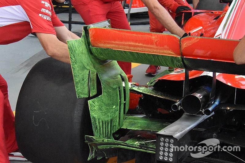 Miként segítette a McLaren ötlete a Ferrarit és a Mercedest