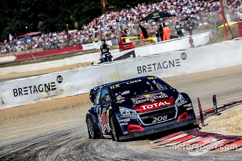Peugeot abandonará el Mundial de Rallycross a fin de temporada
