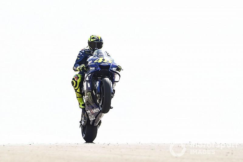 """Rossi: """"Solo un milagro haría que ganáramos una carrera este año"""""""