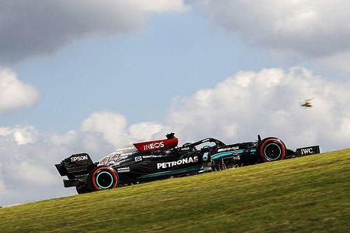 """Mercedes dismisses Red Bull """"noise"""" on F1 straightline device"""
