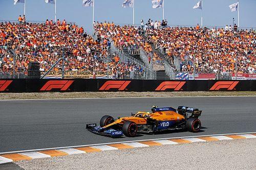 """F1: McLaren mantém pés no chão com Monza após ser """"destruída"""" em Zandvoort"""