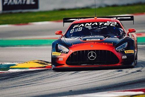 Com Mercedes, Fraga vence no GT World Challenge Europe em Barcelona