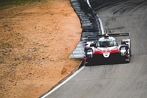 Toyota встановила неофіційний рекорд Себрінга на тестах WEC