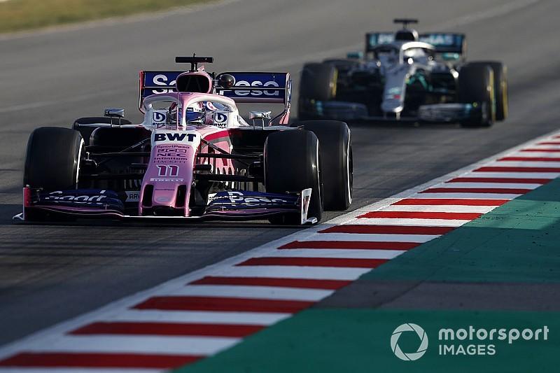 """佩雷兹称赞F1 为2019年变化完成了""""了不起的工作"""""""