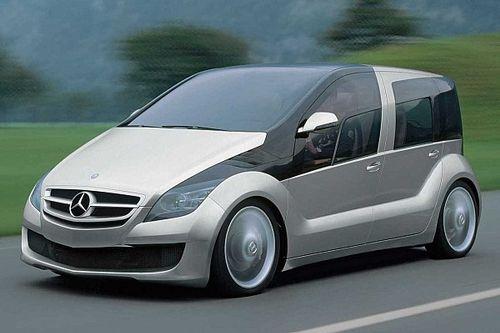 Concept oublié : Mercedes F 600 Hygenius