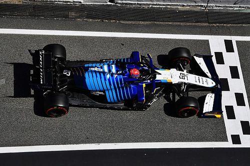 """Williams está en los """"últimos retoques"""" de mejoras en su F1 2021"""