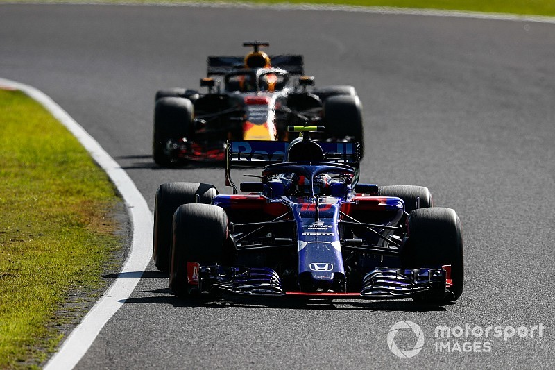 Toro Rosso, dispuesto a seguir sacrificándose por Red Bull en 2019