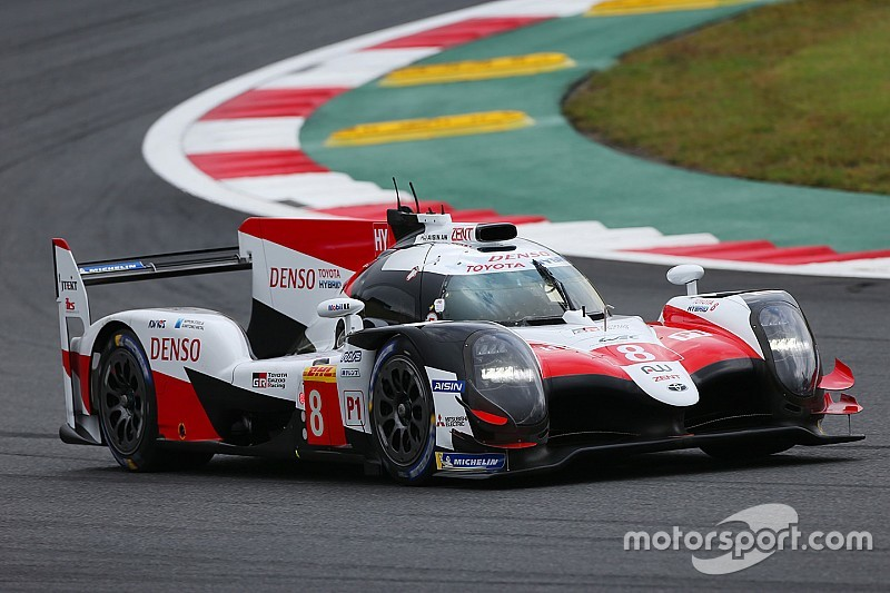 Fuji WEC: Toyota extends advantage amid more delays