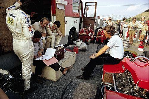 50 ans après, l'hommage de Fittipaldi à la légende Jochen Rindt