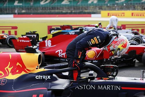 "Why Verstappen will be ""counting some sheep"" at Silverstone"