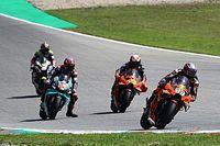 """Les KTM """"impressionnantes"""": Rossi les voit favorites en Autriche"""