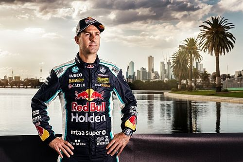 Coronavirus may prolong Whincup's Supercars career