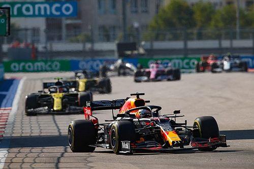 Les notes du Grand Prix de Russie 2020