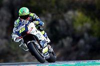 Granado participa de testes coletivos da MotoE em Jerez