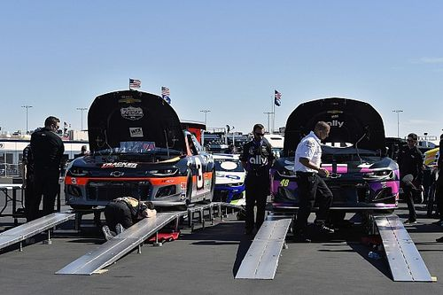 Hendrick, RCR combine forces to improve Chevy engine power