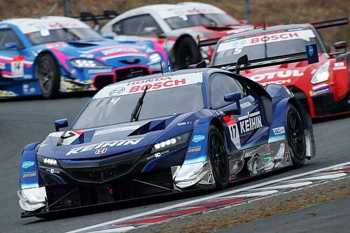 What happened to Honda's other title contenders at Fuji?