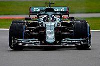 """Vettel et son style de pilotage """"bien moins extrême"""" que Pérez"""