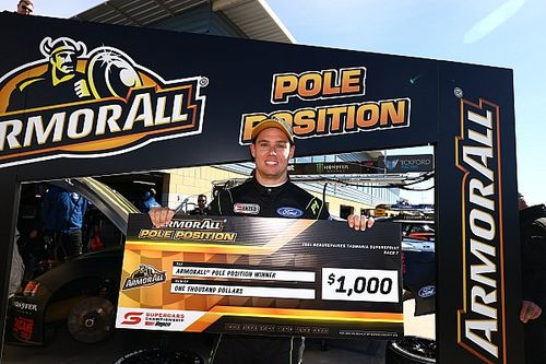 Tasmania Supercars: Waters sweeps Sunday poles
