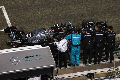 Mercedes: tres socios iguales, pero uno decide