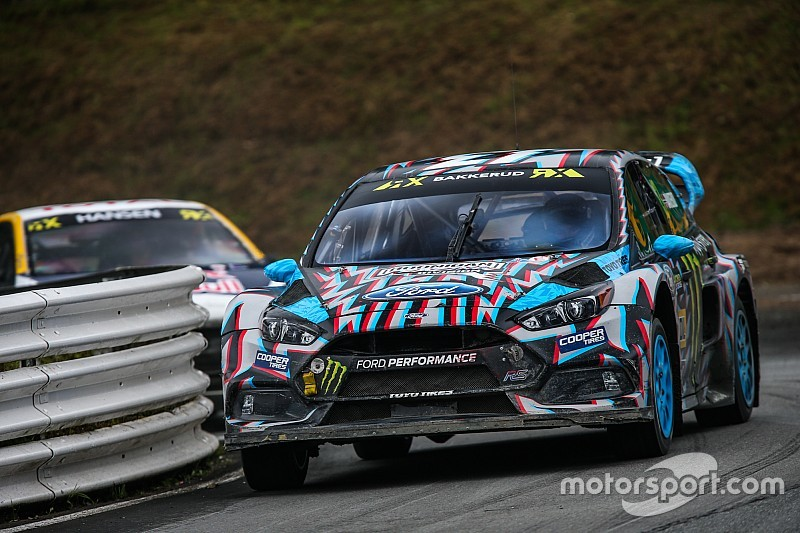 Ford et Hoonigan se retirent du WRX