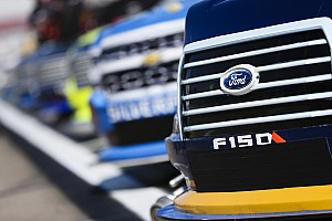 NASCAR Truck Breaking news ThorSport partners with Ford for 2018 season