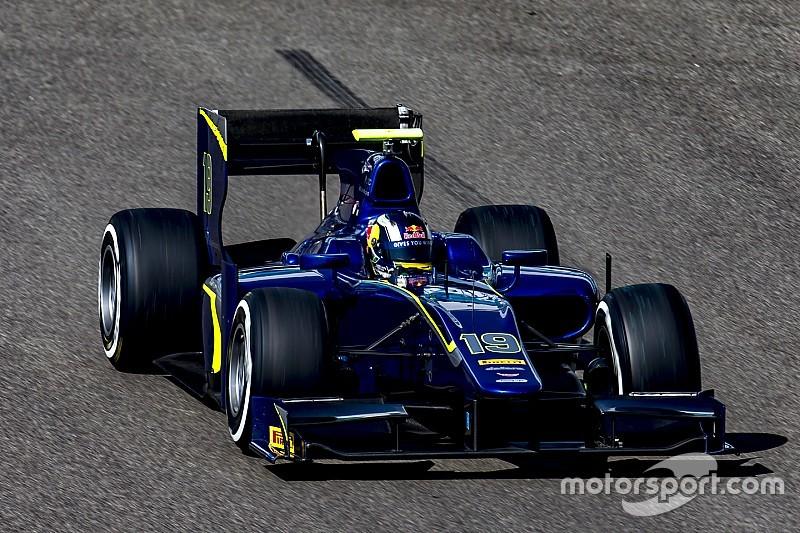 GP2】カーリン、GP2参戦終了。今...