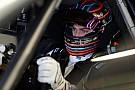 Premiers tours de roue sur la Mercedes pour Mortara à Jerez