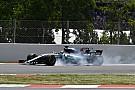 Hamilton nyerte a Spanyol Nagydíjat Vettel és Ricciardo előtt: a két finn kiesett