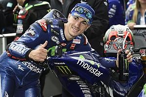 MotoGP Reactions Vinales berharap pulihkan kepercayaan diri