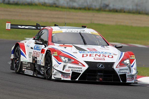 Super GT Race report Sugo Super GT: Kovalainen, Hirate win after thrilling finish