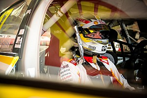 Supercars Practice report Winton Supercars: McLaughlin fastest as rain hampers practice