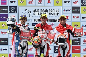 ARRC Breaking news Podium ganda bagi Astra Honda Racing Team