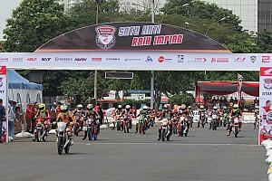 Other bike Breaking news AHM kembali gelar Honda Dream Cup 2017