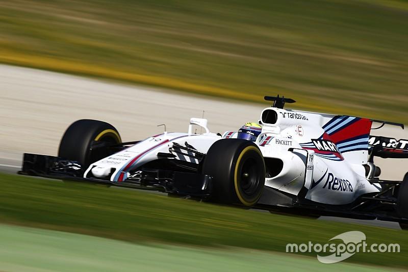 Smedley: El estilo de Massa encaja perfecto en los coches de 2017