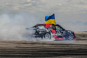 DCU Репортаж з етапу Другий етап всеукраїнської серії змагань з дріфтингу: нові імена, нові переможці