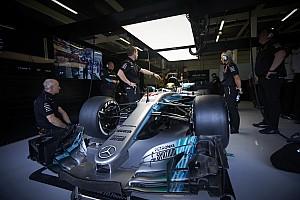 Formule 1 Special feature Video: Hoe groot is de Mercedes W08 F1-auto?