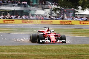 Formula 1 Breaking news Vettel: Late-race tyre dramas caught us by surprise