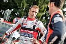 WRC WRC Duitsland: Kopecky verrast in openingsproef, Meeke crasht